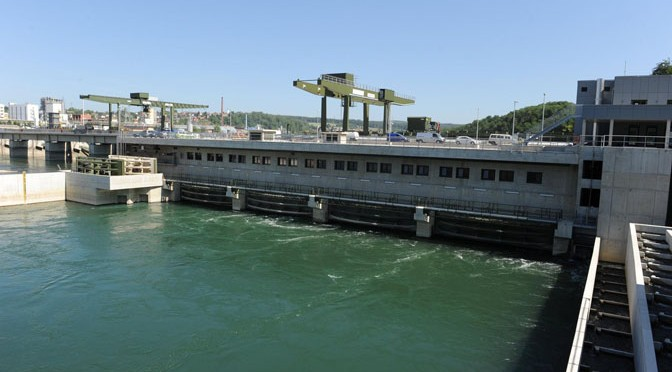 Power Station in Rheinfelden is Hosting 30 WAVE Teams on 4th June