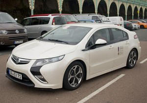 Vauxhall (Opel) Ampera© Dominic Alves CC BY 2.0
